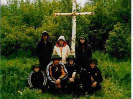 Фотография 2006 года. Источник: Архив Фонда «Покаяние» (г.Сыктывкар)